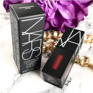 🆕NIB 💄 NARS Powermatte Lip Pigment STAR WOMAN